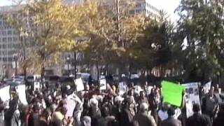 Protest Rally for Ali Mohammed.wmv