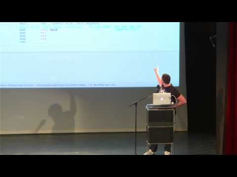 Peter Steinberger - How to bend UIKit to your will - UIKonf 2013