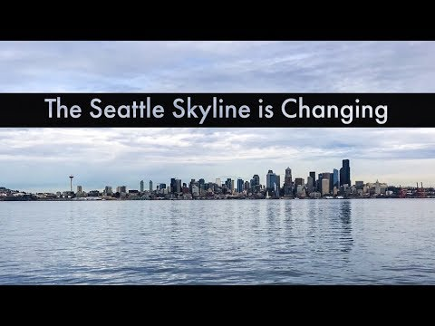The Seattle Skyline is Changing
