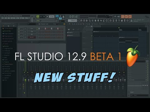 FL Studio 12.9 Beta! New Features In The Works!