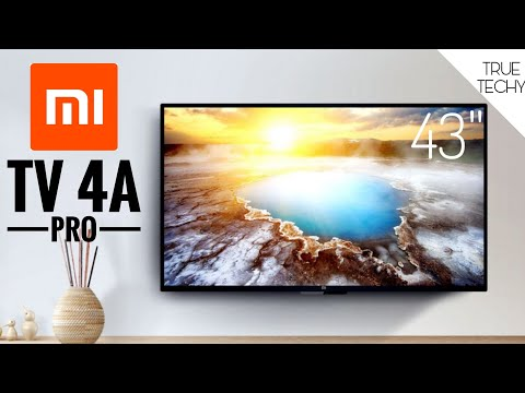 """Mi Tv 4A PRO 43"""",Unboxing,First Impression & Overview"""