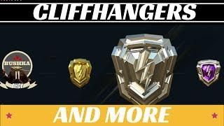 Ratings Cliff Hanger & More World of Tanks Blitz
