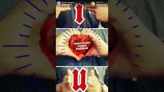 Kannukulla nikuriya kadaliya remix song what app status