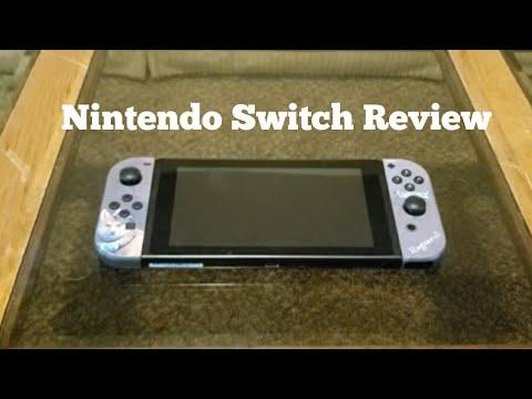 RetroGamer:Nintendo Switch review.