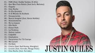 Justin Quiles Exitos 2020 - 22 Mejores Exitos De Justin Quiles - Mix Reggaeton 2020