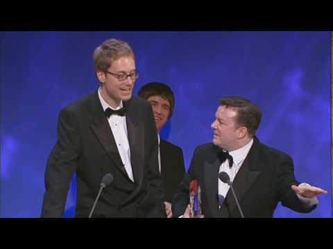 Ricky Gervais and Steven Merchant - Steven Hawking