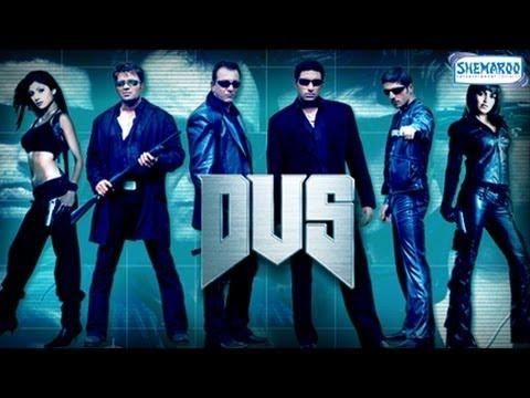 Dus (2005) - Bollywood Movie - Abhishek Bachchan,Sanjay Dutt,Shilpa Shetty