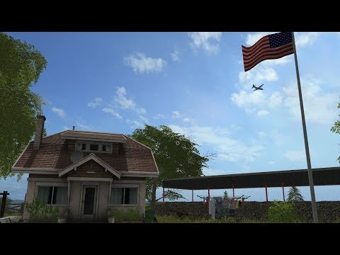 Farming Simulator 17 Map Spotlight! Amazing New American Map! Pacific Northwest!