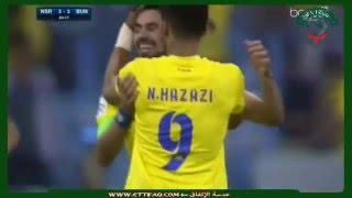 vuclip أهداف مباراة النصر السعودي 3-3  بنديكور - دوري أبطال آسيا 2016