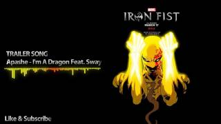 marvel s iron fist   official trailer soundtrack