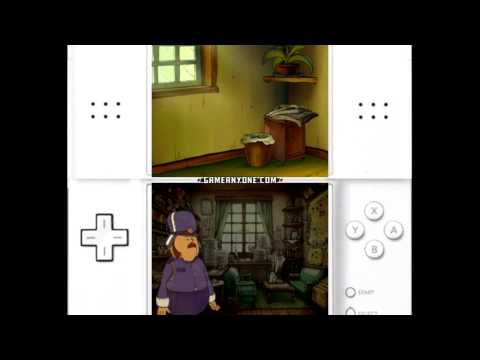 Professor Layton and the Unwound Future Walkthrough - Part 19: Chapter 5[2 of 2]