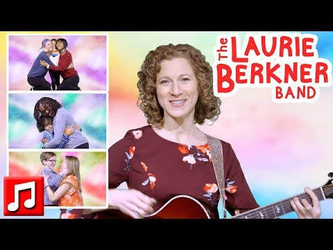 """""""A Hug From My Mama"""" By The Laurie Berkner Band 
