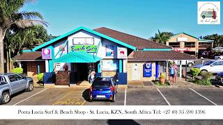 Ponta Lucia Surf & Beach Shop St Lucia South Africa