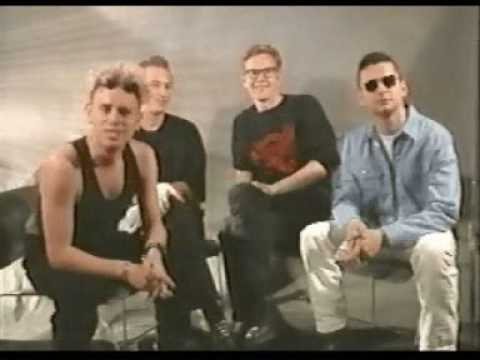 Depeche Mode - What's your name?