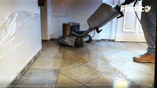 Jak vyčistit dlažbu a ošetřit kamenné schody