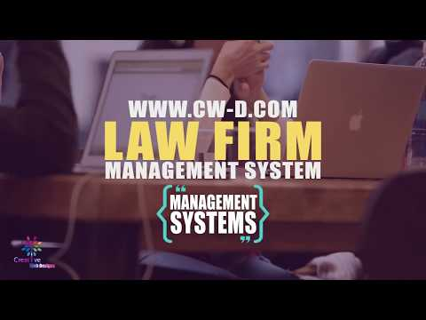 Law Firm Management System