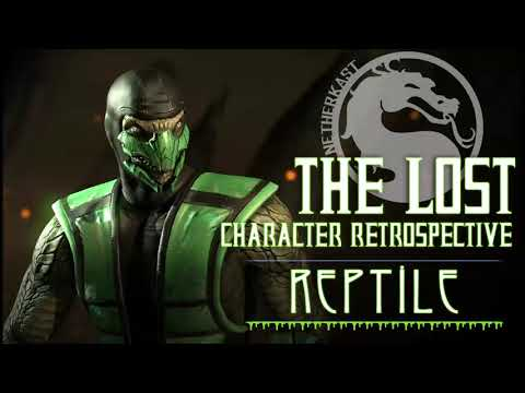 The Lost Presents - A Mortal Kombat Character Retrospective: Reptile thumbnail