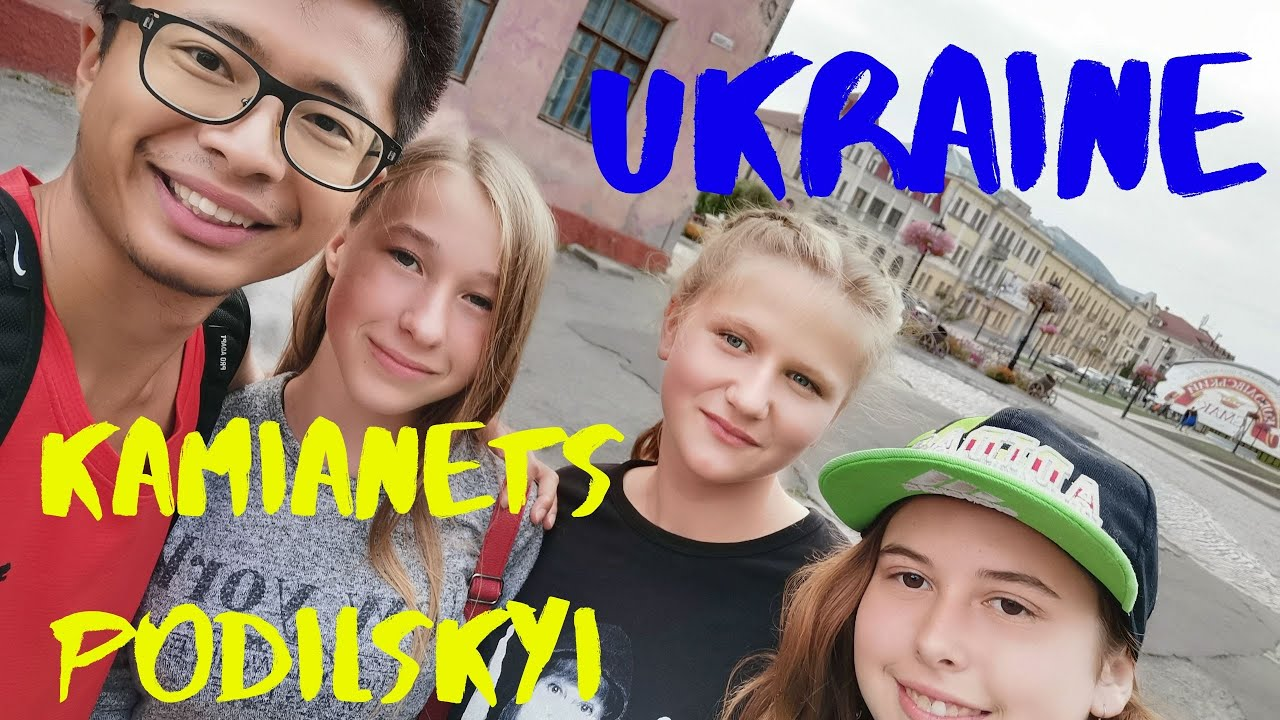 Kamianets Podilskyi – the should go to metropolis in Ukraine |journey vlog | 卡缅