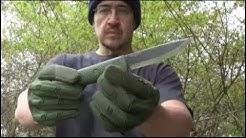 Condor Terrasaur Bushcraft Knife, Full Review, Mighty Roar of The Terrasaur