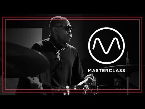 A Masterclass with Drummer, Songwriter, and Record Producer,  Steve Jordan