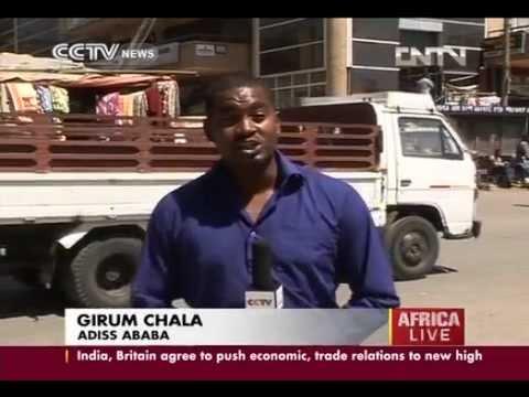 Merkato: Ethiopia's open air market CCTV News thumbnail