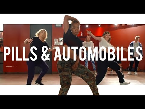Chris Brown - Pills And Automobiles | Choreography With Kenya Clay
