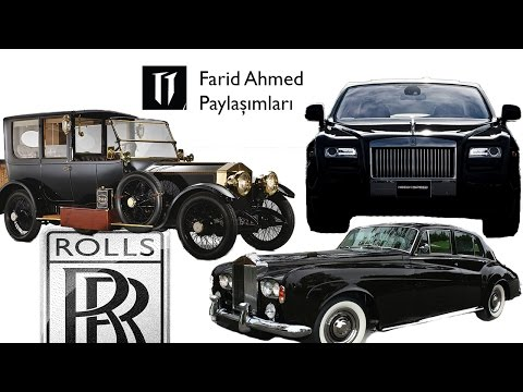 Rolls Royce  hakkında ne kadar biliyorsunuz?