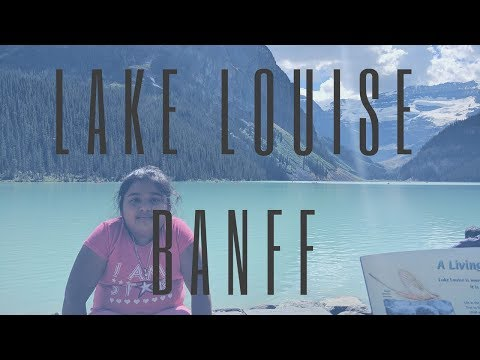 😍Lake Louise Banff And Lake Louise Ski Resort Summer Gondola. Banff National Park!