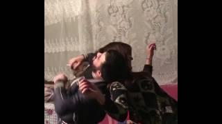 Pervin Abiyeva Reqs Edir (Hec yerde olmayan Video)