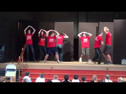 St. Andrew School Helena MT Class of 2014 Talent Show Performance
