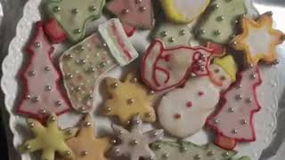 Holiday Cookies 😆