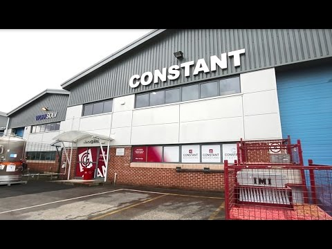 Constant Group: Full Service Precision Sheet Metal Manufacturing
