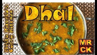How to make Dhal (Very delicious and easy to cook)