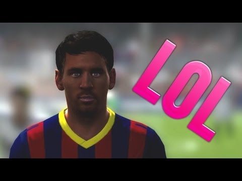 Thumbnail: FIFA 14 - BLACK MESSI