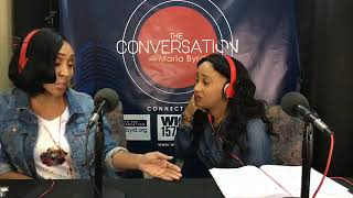 Special Guest Mintoria Webb PT 1/3 - The Conversation with Maria Byrd