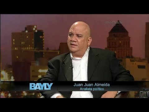 Jaime Bayly entrevista a Juan Juan Almeida.