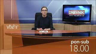 VTV Dnevnik najava 07. ožujka 2019.