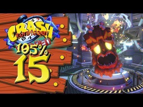 Crash Bandicoot 3 N Sane Trilogy ITA [Parte 15 - FINALE ALTERNATIVO - 105%]