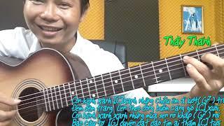 Dạy Guitar cơ bản cho người mới bắt đầu học Bài 2