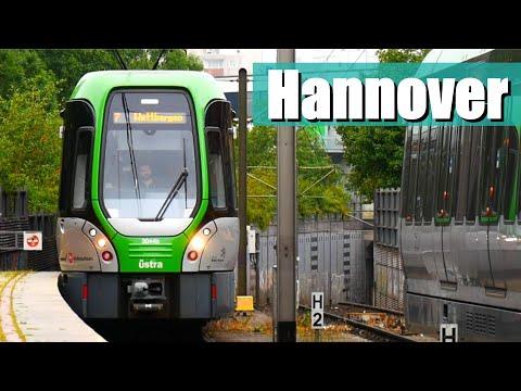 Stadtbahn/U-Bahn Hannover[Doku] (2016)