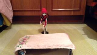 Nervosinha-monster high stop motion