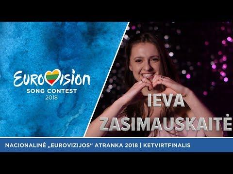 "Ieva Zasimauskaitė - ""When we're old"" (liet. ""Apie mus, pasenusius"")"