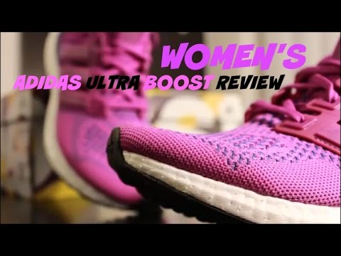 Womens Black Pink Enjoyable Adidas Ultra Boost 2015 Shoes
