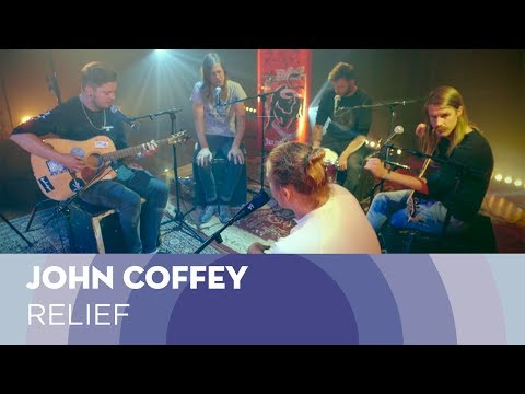 John Coffey - Relief [LIVE Cloud Session]