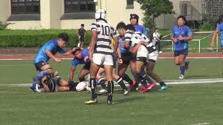 【Highlights 2018】 ラグビー部 秋季リーグ 対 首都大学東京戦