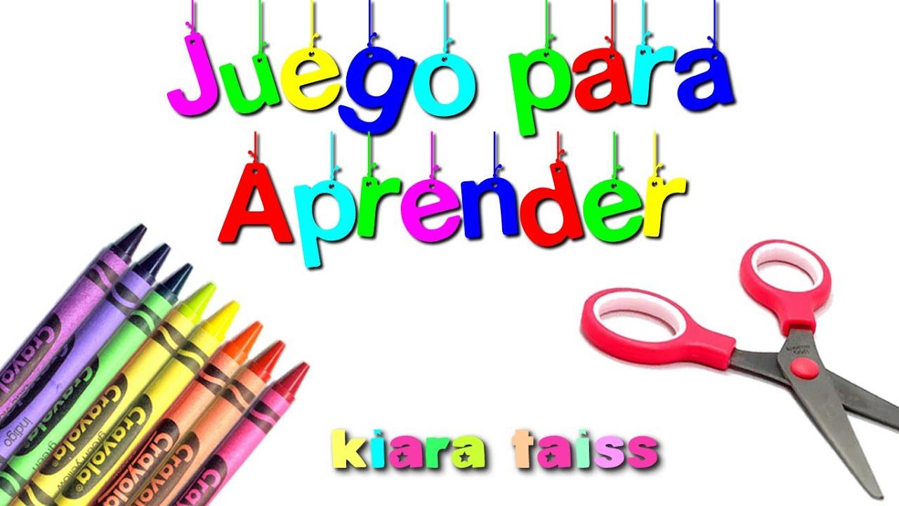 Juego para aprender formas abecedario n meros vocales for Aprendiendo y jugando jardin infantil