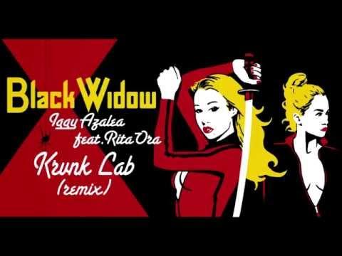Iggy Azalea  Black Widow ft Rita Ora KRVNK LAB remix FREE DOWNLOAD