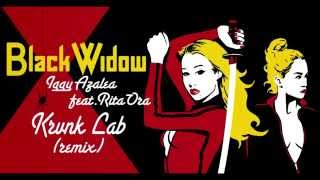 Iggy Azalea - Black Widow ft Rita Ora (KRVNK LAB remix) [FREE DOWNLOAD]