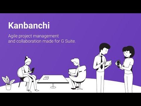 Google project management/G suite task management - Kanbanchi