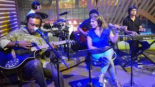 Bhromon Koio Giya live performance By Mitua Hema